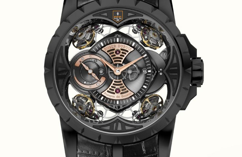 Roger Dubuis Excalibur Quatuor FFF Racing Team replica