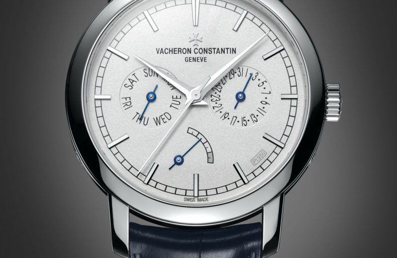Vacheron Constantin Traditionnelle Day-Date And Power Reserve Limited Edition Replica