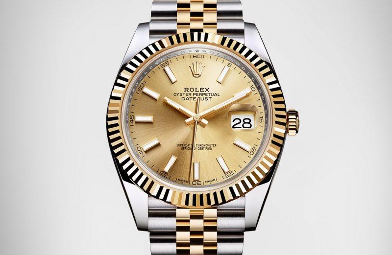 Rolex Oyster Perpetual Datejust 41 replica