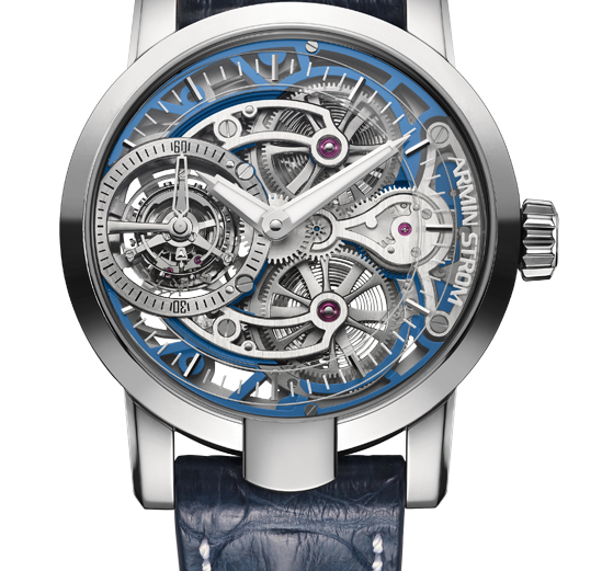 High Technical Armin Strom Tourbillon Skeleton Replica Watch