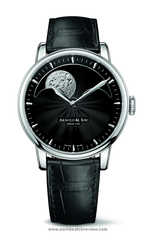 Arnold & Son HM Perpetual Moon Hand-Wound watch replica