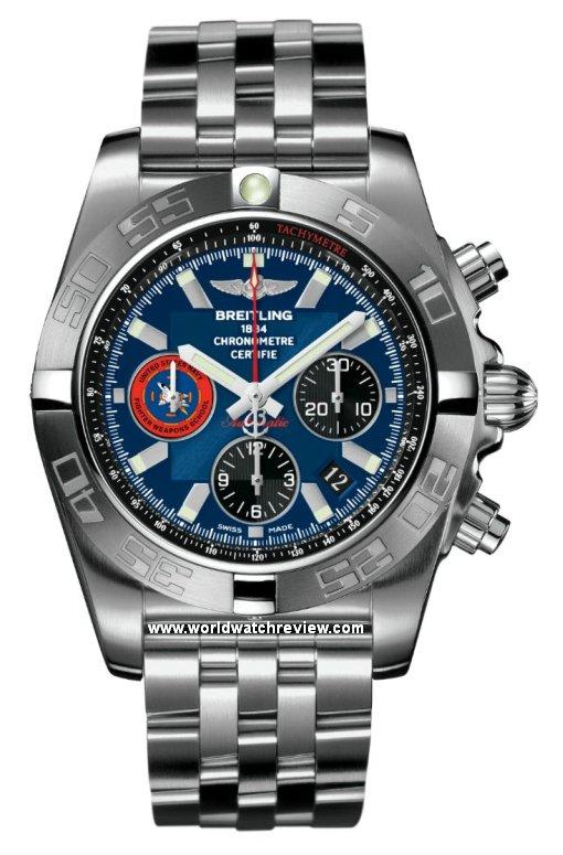 Breitling Chronomat 44 TOPGUN Automatic Chronograph watch
