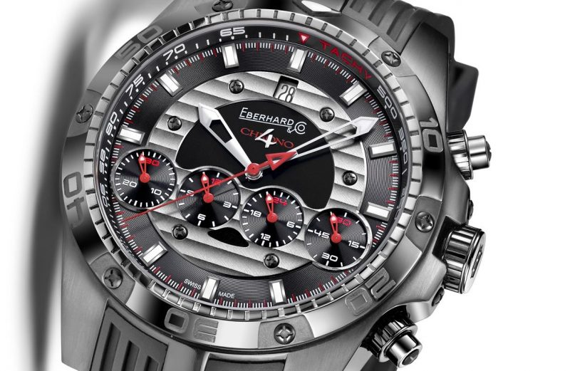 Reviewing The Most Famous Replica Eberhard & Co. Chrono4 Geant Full Injection Watch