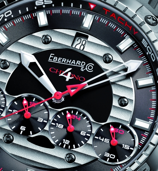 Eberhard & Co. Chrono4 Geant Full Injection watch replica