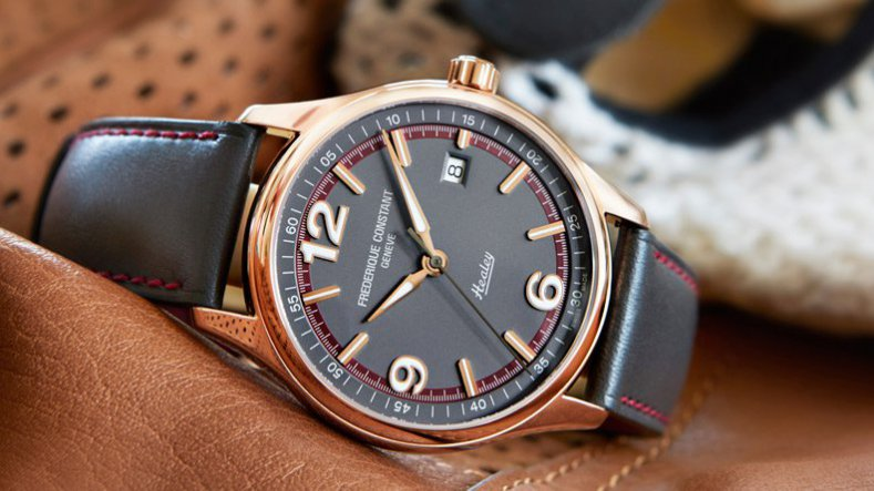 The Classic and Sport Frédérique Constant Replica Vintage Rally Watch