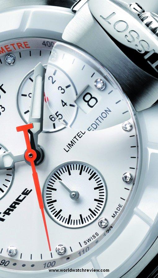 Tissot T-Race Danica Patrick watch replica