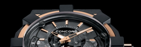 Concord C1 Biretrograde Watch replica