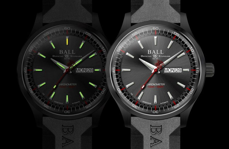 Ball Watch Engineer II Volcano watch replica