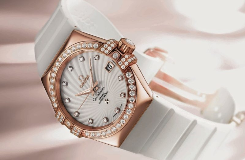 Omega Constellation watch replica