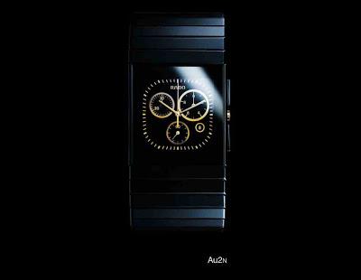 Rado Ceramica Chronograph replica