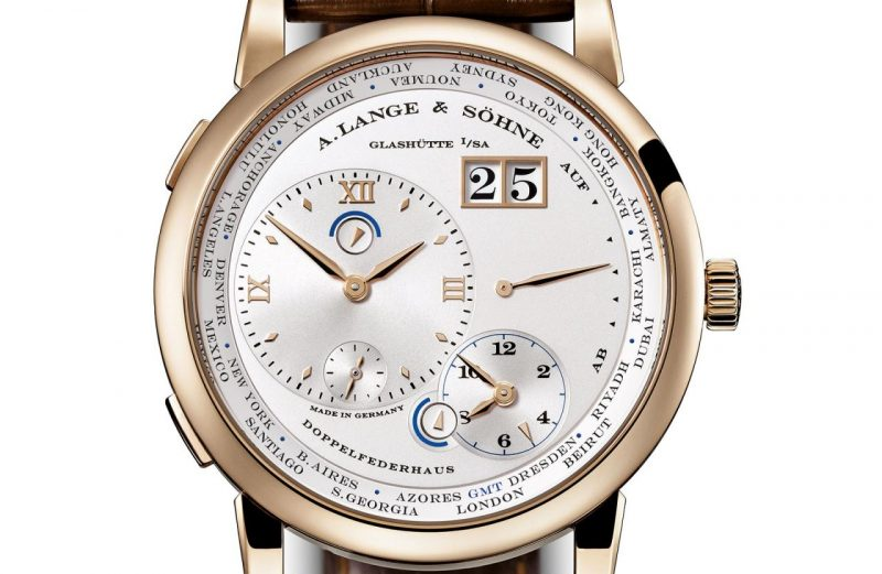 A. Lange & Söhne Lange 1 Time Zone replica