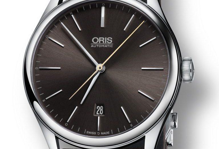 Grey Dial Oris Dexter Gordon watch replica