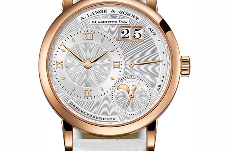 A. Lange & Söhne Little Lange 1 Moon Phase Ladies replica watch