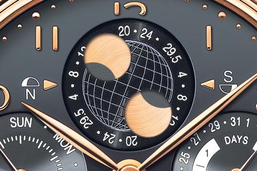 IWC Portuguese Perpetual Calendar copy watch