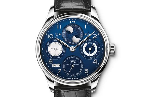 IWC Portuguese Perpetual Calendar replica watch