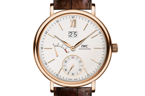 IWC Portofino Hand-Wound Big Date replica watch
