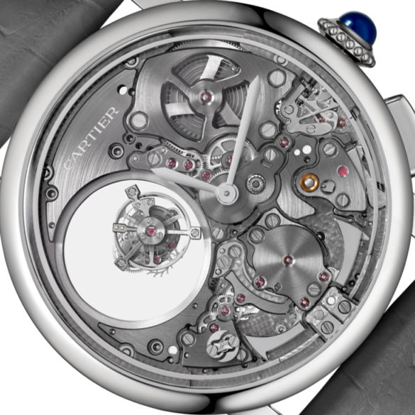 Cartier Rotonde De Cartier Minute Repeater replica