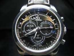Omega De Ville Co-axial Chronoscope copy watches