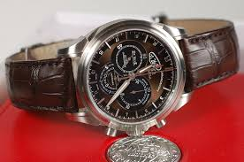 Omega De Ville Co-axial Chronoscope replica watch