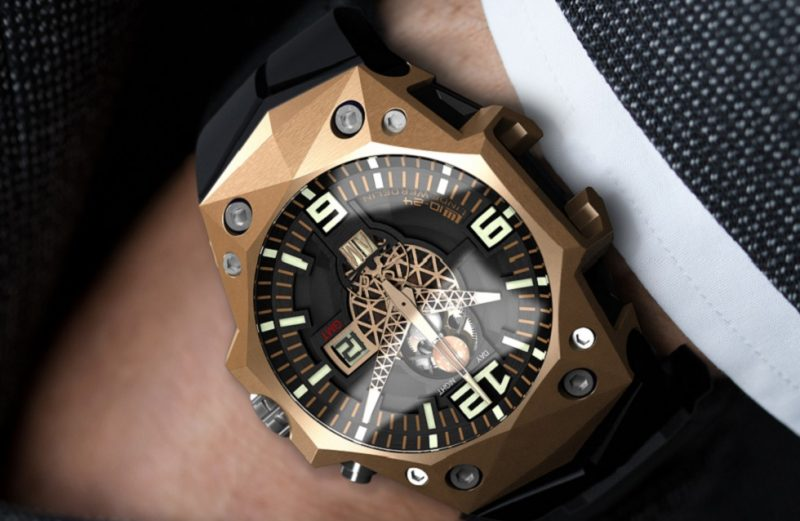 Linde Werdelin LW 10-24 10th Anniversary GMT replica