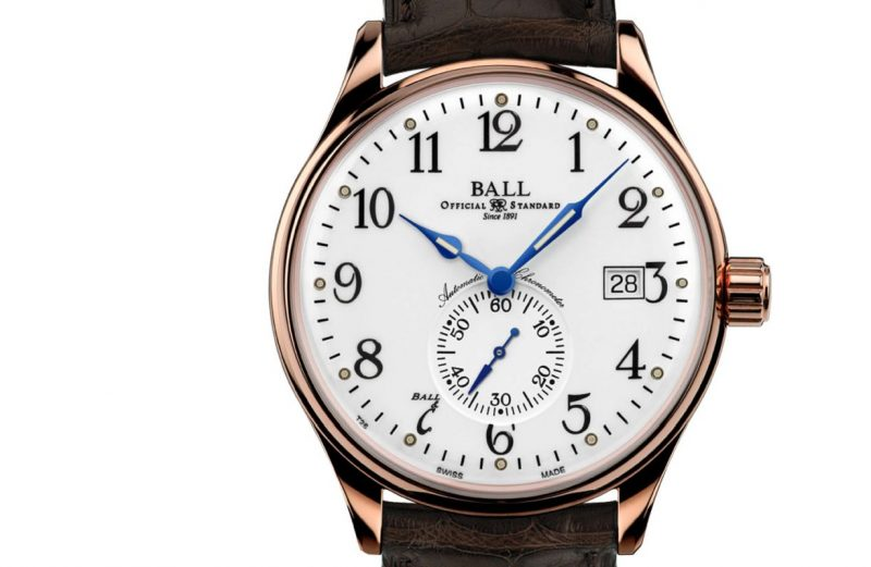 Best Price Ball Trainmaster Standard Time Watch Replica UK