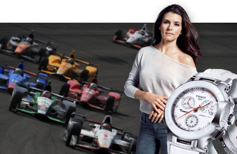 Best Quality Steel Case Tissot T-Race Danica Patrick Chronograph Quartz Watch