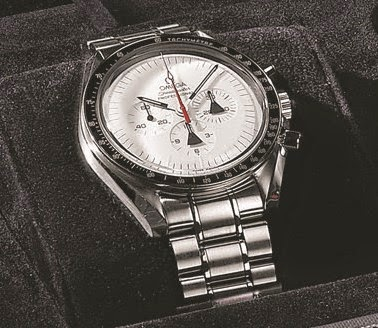 "OMEGA Professional Speedmaster Moonwatch ""Alaska Project"""